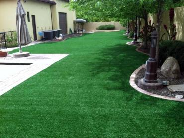 Artificial Grass Photos: Artificial Turf Hinsdale Illinois Lawn  Pavers Back Yard