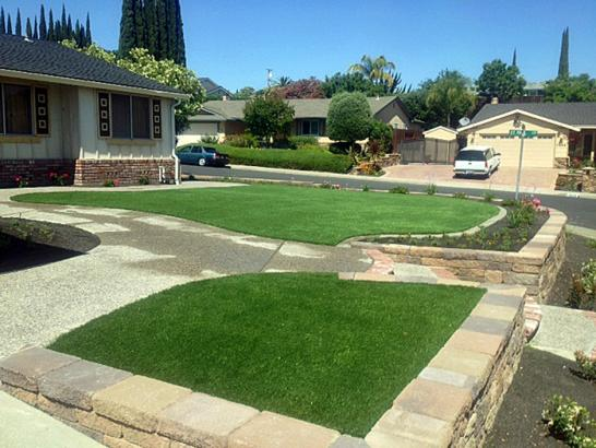 Artificial Grass Photos: Fake Grass Matteson Illinois Lawn  Pavers Back Yard