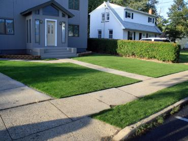Artificial Grass Photos: Fake Grass Rosemont Illinois Lawn  Pavers Front Yard