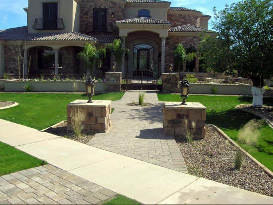Artificial Grass Photos: Fake Grass Wheeling Illinois  Landscape  Commercial Landscape