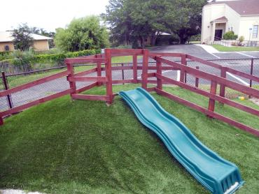 Artificial Grass Photos: Fake Turf Burnham Illinois  Landscape  Back Yard
