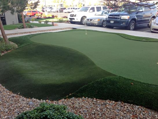 Artificial Grass Photos: Golf Putting Greens Olympia Fields Illinois Synthetic Turf