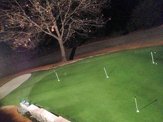Artificial Grass Photos: Putting Greens Bolingbrook Illinois Synthetic Grass  Back
