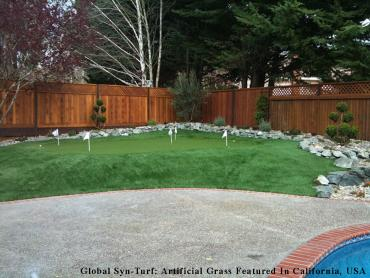 Putting Greens Forest Park Illinois Fake Turf artificial grass
