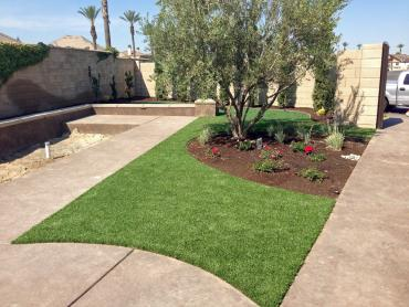 Artificial Grass Photos: Synthetic Grass Westchester Illinois  Landscape  Front Yard