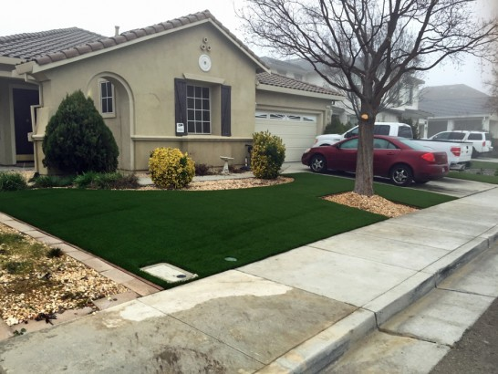 Artificial Grass Photos: Synthetic Turf Lake Bluff Illinois Lawn