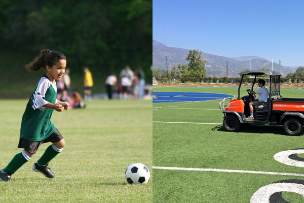 syntheticgrass Synthetic Turf Field Politics