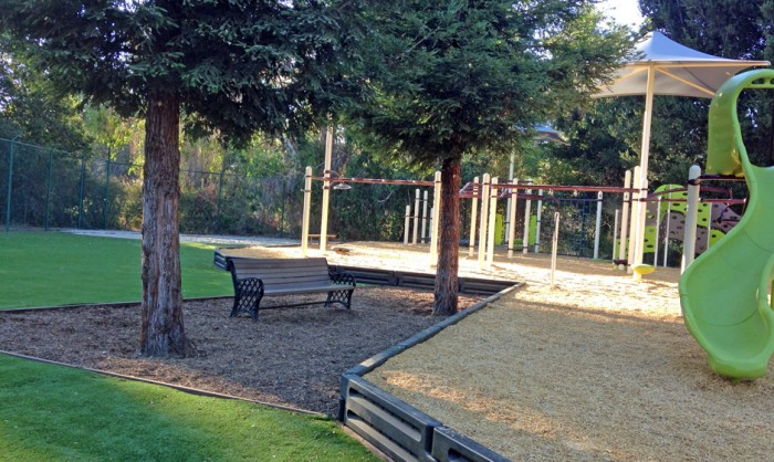 Artificial Grass for Playgrounds in Chicago